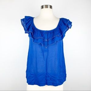 Anthropologie Odille Friendly Competition Top 2